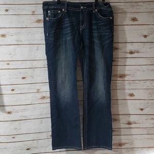 Miss Me Plus Jeans - Size 36 EUC!